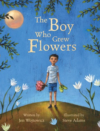 Boy Who Grew Flowers - PB