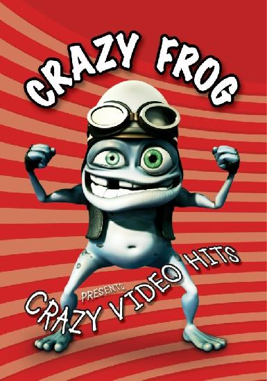 Artist crazy frog album more crazy hits by the crazy frog song intro