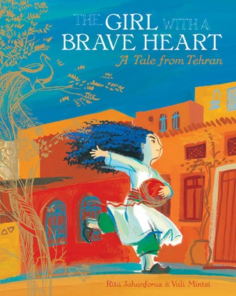 Girl with a Brave Heart - PB