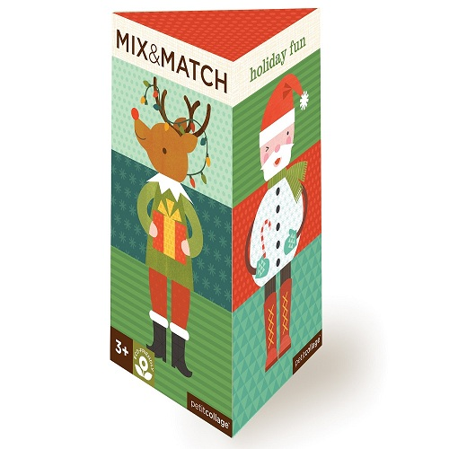 Petit Collage - Holiday Fun Mix & Match (WHILE QTY LAST)