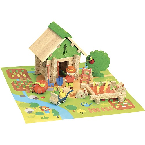 Play - Gardener's House 50 pcs