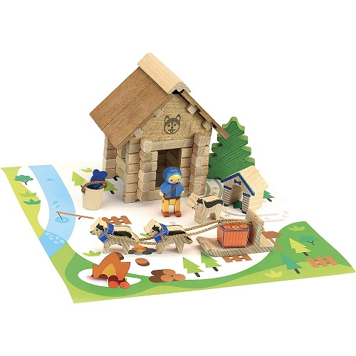 Play - Husky's House 50 pcs