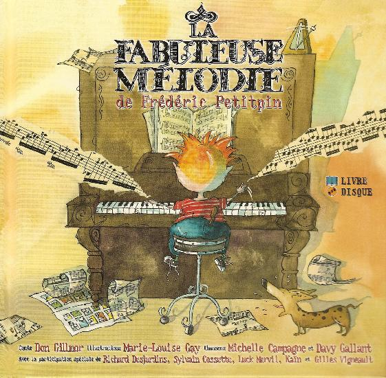 la fabuleuse melodie book cd Alex likes free lesbien porn.