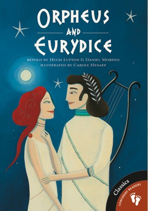 Barefoot Books - Greek Stories: Orpheus and Eurydice PB (WHILE QTY LAST)