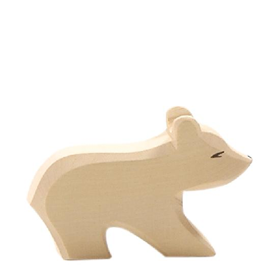 Polar Bear Small Short Neck
