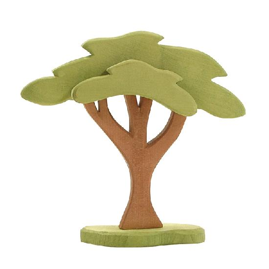 Landscape - African Tree with Support