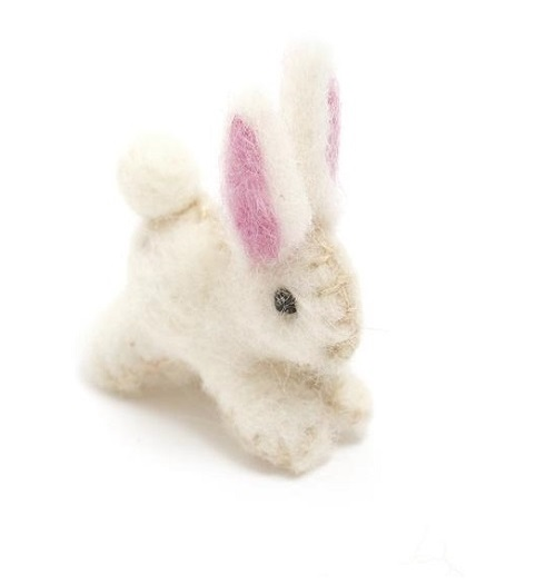 Animals - Baby Bunnies 6pcs