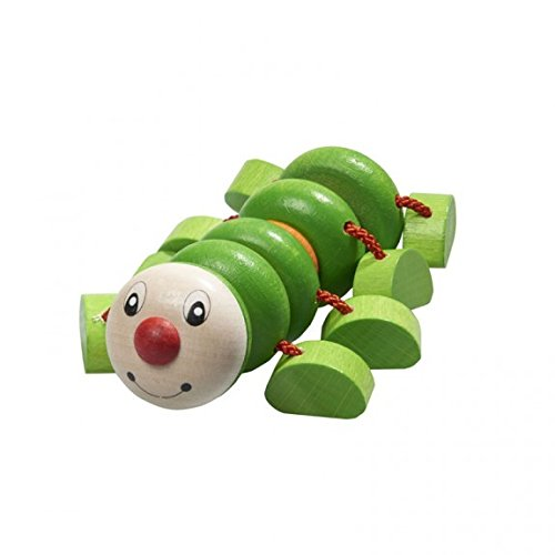 Walter - grasping toy centipede