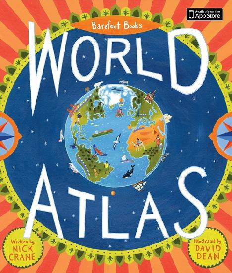 Barefoot Books World Atlas - HC