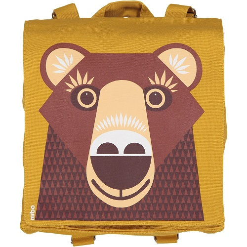 Backpack - Brown Bear