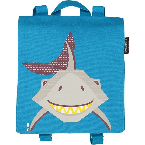 Coq en Pate - Shark Backpack WHILE QTY LAST
