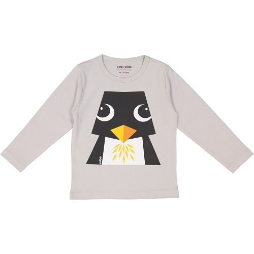 Coq en Pate - Penguin Long Sleeve T-Shirt 4 year WHILE QTY LAST