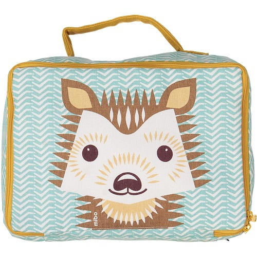 Coq en Pate - Hedgehog Lunch Bag / Carry Case WHILE QTY LAST
