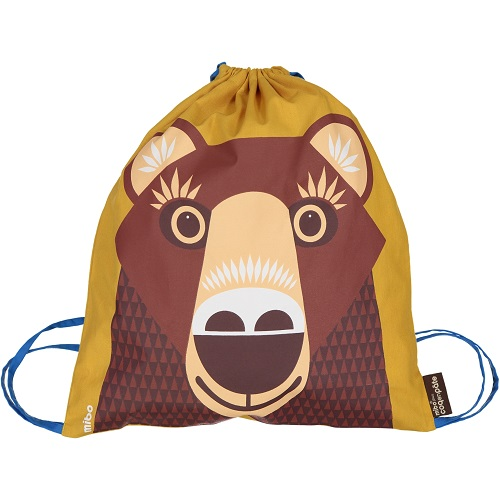 Rucksack - Brown Bear