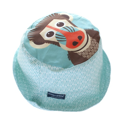 Coq en Pate - Mandrill Sun Hat Small WHILE QTY LAST