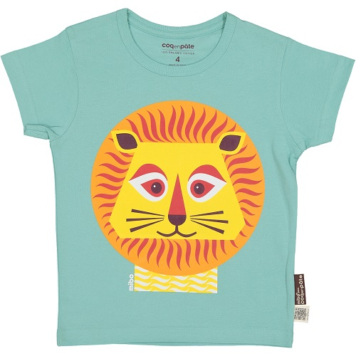 Coq en Pate - Lion Short Sleeve T-Shirt 2 year WHILE QTY LAST