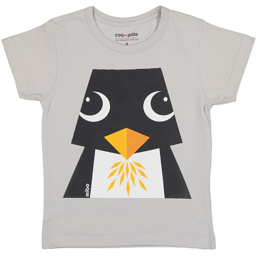Coq en Pate - Penguin Short Sleeve T-Shirt 2 year WHILE QTY LAST