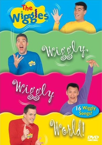 wiggles wiggly wiggly world 2 10 from 1 votes wiggles wiggly wiggly    The Wiggles Wiggly Wiggly World Vhs